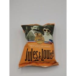 Chips poivre noir